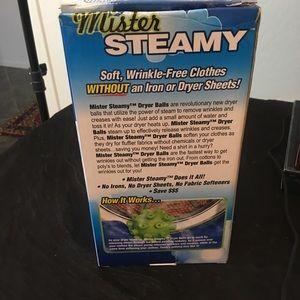 Other - Mister Steamy Dryer Balls